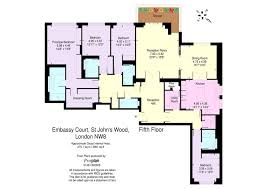 embassy court 45 wellington road london nw8 4 bed flat