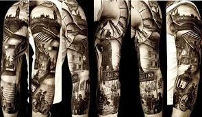 7 black and grey sleeves you ll custom design
