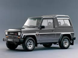 jeep daihatsu daihatsu rocky 2 8 1993 auto images and specification