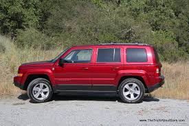 red jeep compass review 2012 jeep patriot latitude the truth about cars