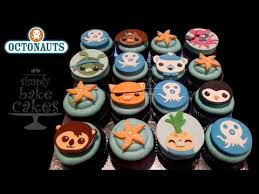 octonauts cake toppers octonauts cupcake topper tutorial