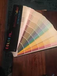 paint color fan deck for sale classifieds