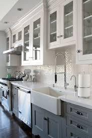 backsplash kitchen cabinets backsplash kitchen white subway tile