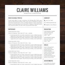 pages resume templates free resume mac pages resume templates free