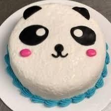 panda cake template panda cake pinteres
