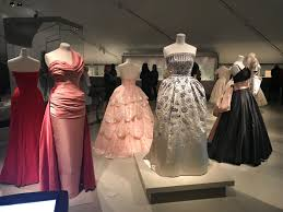 christian dior exhibition opens at the rom in toronto
