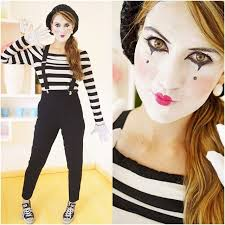 best 25 mime costume ideas on pinterest mime halloween costume