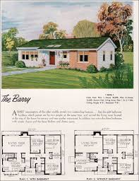 small retro house plans 85 best vintage house plans images on pinterest vintage homes