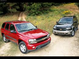 chevrolet trailblazer 2002 pictures information u0026 specs