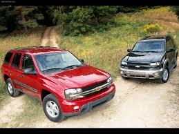 Chevrolet Trailblazer 2002 Pictures Information U0026 Specs