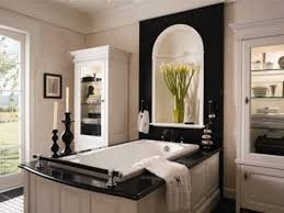 Black And White Bathroom Decor by