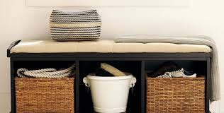 Entry Shoe Storage by Bench Wood Entryway Shoe Storage Bench Solutions Home