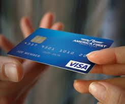 Secured Visa Credit Card  America First Credit Union America First Credit Union Visa Platinum LEARN MORE  VISA CREDIT CARDS