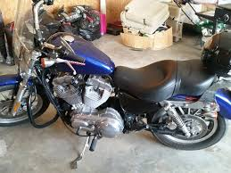 harley davidson sportster 883 in florida for sale used