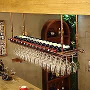 appendi bicchieri bar stai cercando popa porta bottiglie da vino lionshome