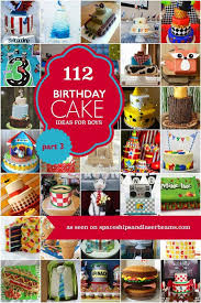 112 birthday cakes for boys u0026 boys birthday cake ideas