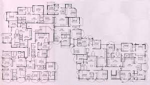 large house plans big mansion floor plans