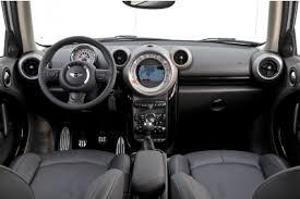 Interior Mini Cooper Countryman 2013 Mini Paceman Vs The Countryman Green Car News And Reviews