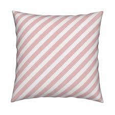 Baby Nursery Fabric Stripes Diagonal Stripe Pink Girls Fabric Baby Nursery Fabric Baby