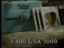 wildlife treasury cards the illustrated treasury pail 1986