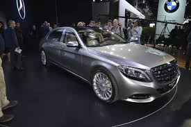 2016 mercedes maybach s class video