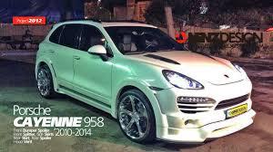 Porsche Cayenne Body Kit - porsche cayenne 958 tuning wide body kit lenzdesign performance