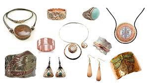 copper jewelry necklace images Top 20 best copper jewelry pieces for women jpg