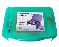 Laptop Desks With Storage by Lap Desk With Storage And Cup Holder Decorative Desk Decoration