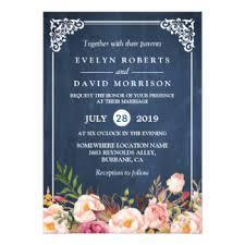 formal invitation formal wedding invitations announcements zazzle