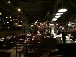 restaurant cuisine ouverte vue du restaurant cuisine ouverte photo de le local montréal