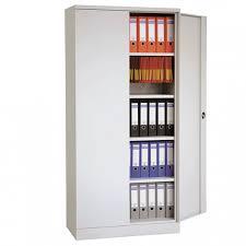 armoire bureau armoire haute de bureau en kit ouverture 215 armoires de bureau