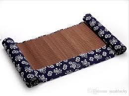 stuoia bamboo acquista 005y3 cinese classica zen cerimonia tè cotone