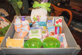 baby gift baskets delivered photo customized new baby gift image