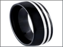 black wedding rings for men 17 best wedding rings images on black wedding bands