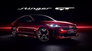 2018 kia stinger gt sports sedan model overview kia