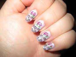 Music Nail Art Design Nail Art World Gallery Of Nail Design Arty Nails