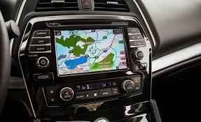 nissan altima 2016 radio 2016 nissan maxima sr 9155 cars performance reviews and test
