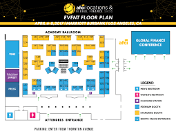 exhibit at the afci locations show and global production u0026 finance