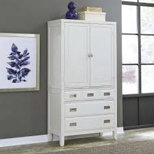 Furniture Armoire Wardrobe Armoires U0026 Wardrobes Bedroom Furniture The Home Depot