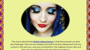 Wedding Makeup Classes Several Expert Wedding Makeup Lessons For Oily Skin Video