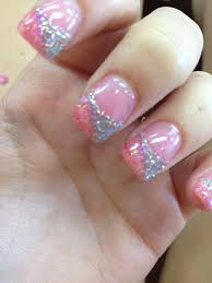 prom acrylic nail ideas nails pinterest acrylics prom and