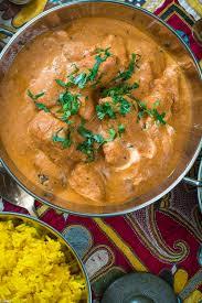 cuisine hindou indienne poulet au beurre poulet au beurre indien murgh makhani