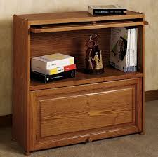 Sauder Bookcase With Glass Doors by Furniture Modern Small Barrister Bookcase Plans Fascinating