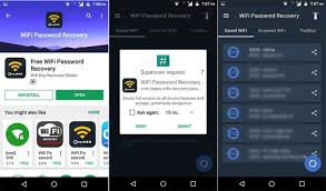see wifi password android find wifi password of connected network on windows mac android