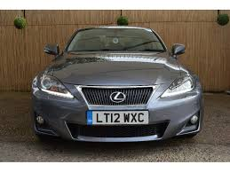 lexus spare parts uk used lexus is 250 saloon 2 5 advance 4dr in london wanstead