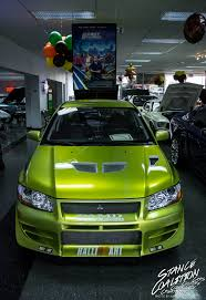 mitsubishi evo 7 2 fast 2 furious 2fast2furious evo vii in memory of paul walker stancecoalition
