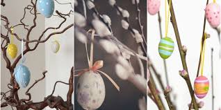 Easter Window Decorations Uk by How To Make An Easter Tree 8 Fabulous Decoration Ideas