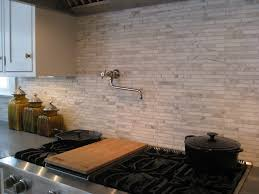 kitchen brick and stone kitchen backsplash brick kitchen
