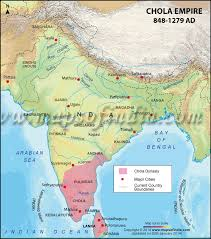 map of be chola dynasty map of chola dynasty