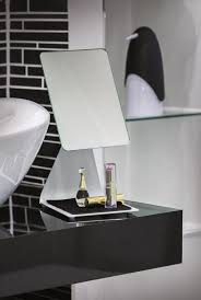 Free Standing Bathroom Mirrors Best Mirrors Wall Mounted Extendable Free Standing